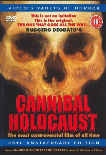 Cannibal Holocaust - Anniversary Edition